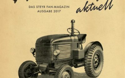 Traktor aktuell Ausgabe 2017