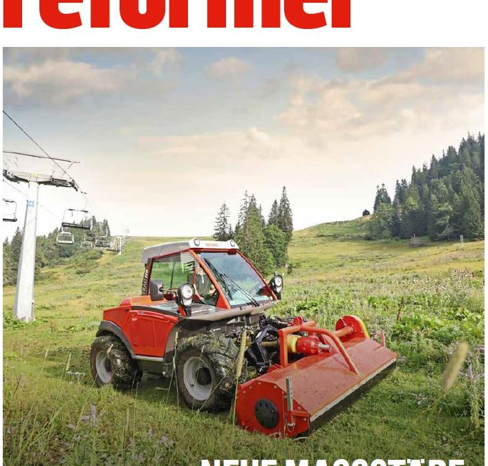 Der Reformer Ausgabe 2017