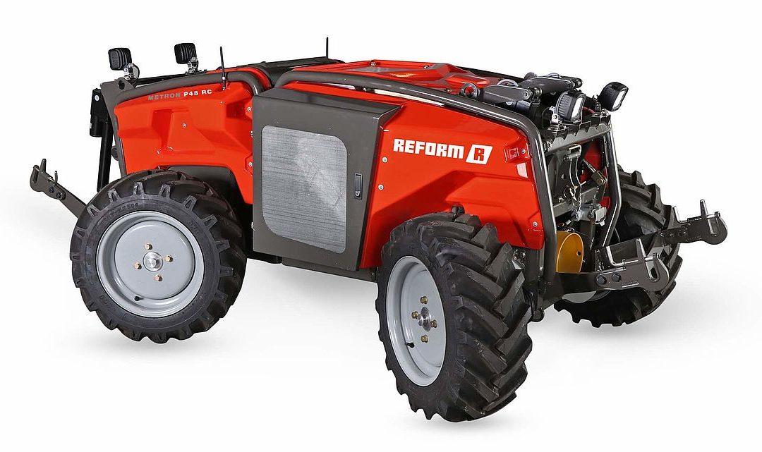 R-EVOLUTION Der neue METRON P48 von Reform ist da!